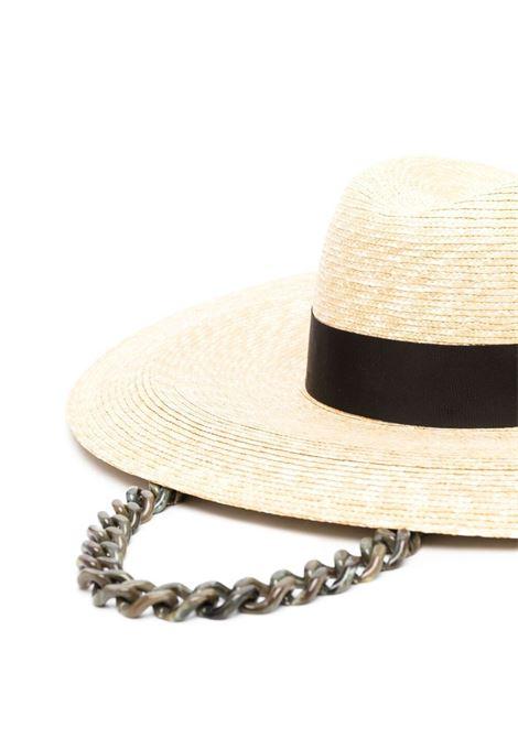 Borsalino wide-brim hat women nero BORSALINO | 2322467140
