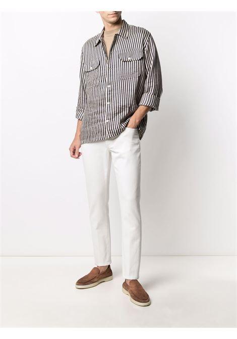 Briglia 1949 straight leg jeans men panna BRIGLIA 1949 | RIBOTC32159905120