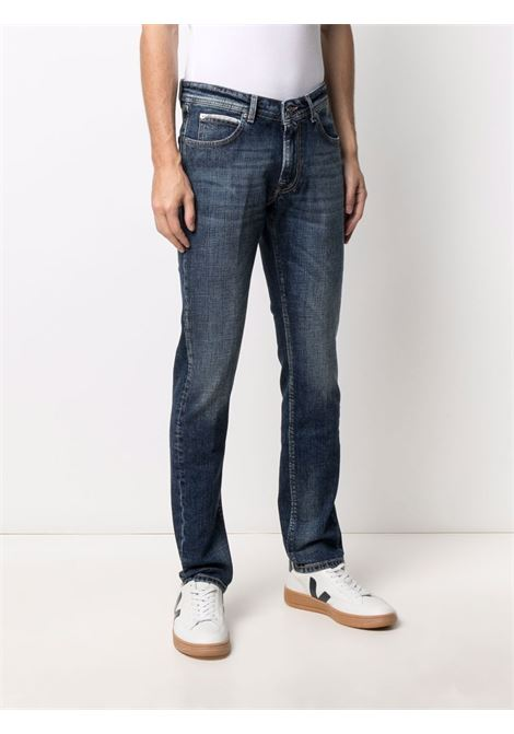 Briglia 1949 straight leg jeans men denim BRIGLIA 1949 | RIBOTL320137656