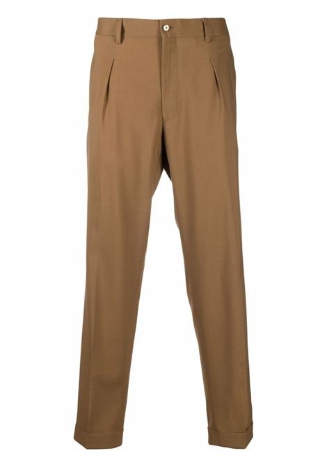 Briglia 1949 straight leg trousers men tabacco BRIGLIA 1949 | TOKYOS32112000073
