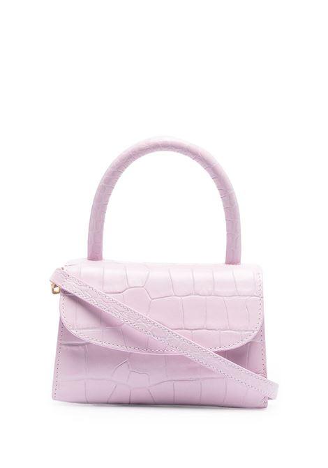 Croc-effect Mina BagCroc-effect Mina Bag BY FAR | Hand bags | 19PFMINAPIDSMAPI