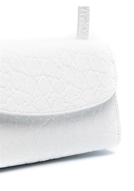 Croc-effect Mina Bag BY FAR | 21CRMINAPWDSMAPW