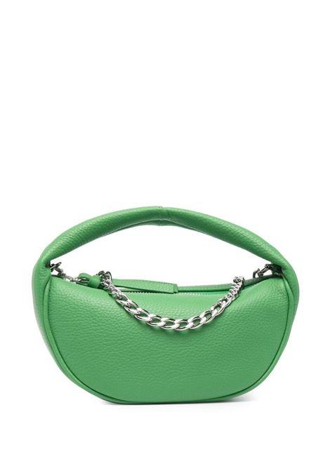 Handbag baby cush BY FAR | Hand bags | 21SSBCUSSEMFLTMEDEM