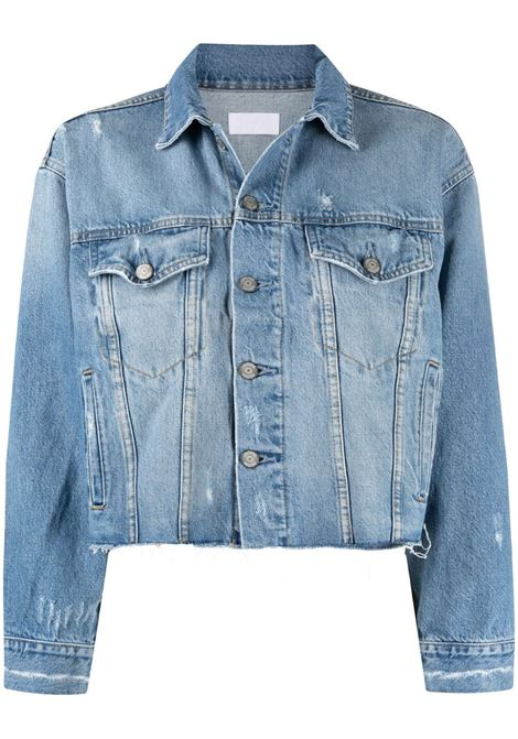 Boyish distressed jacket women gilda Boyish | Outerwear | 103008GLD