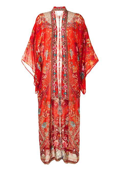 Kimono a fiori Donna CAMILLA | Abiti | 7035CMCNC