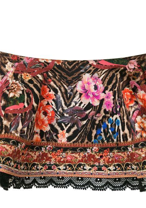 Top bikini con ruches Donna CAMILLA   7762LVLTTL