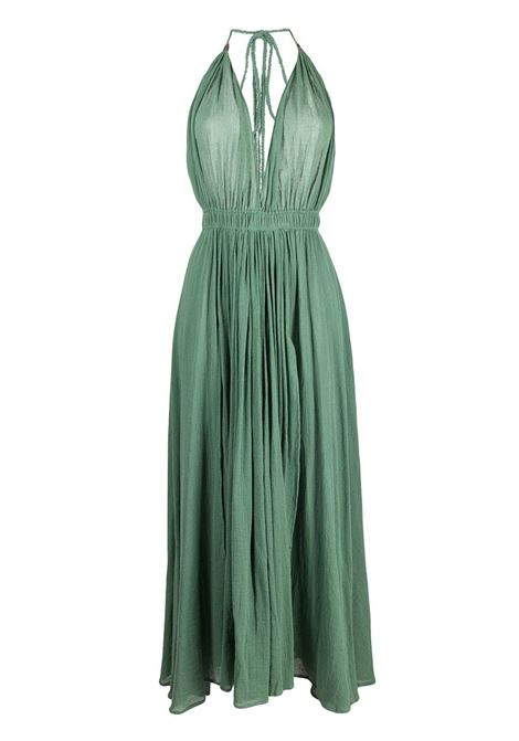 Halterneck dress CARAVANA | Dresses | 34AA12144811341
