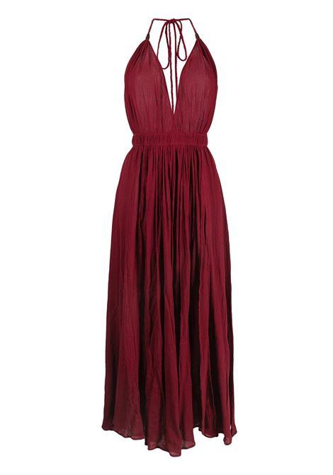 Halterneck dress CARAVANA | Dresses | 34AA12144811620