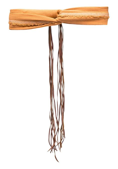Caravana turbante chahal donna burnt orange CARAVANA | Accessori per capelli | 34AC78151152801