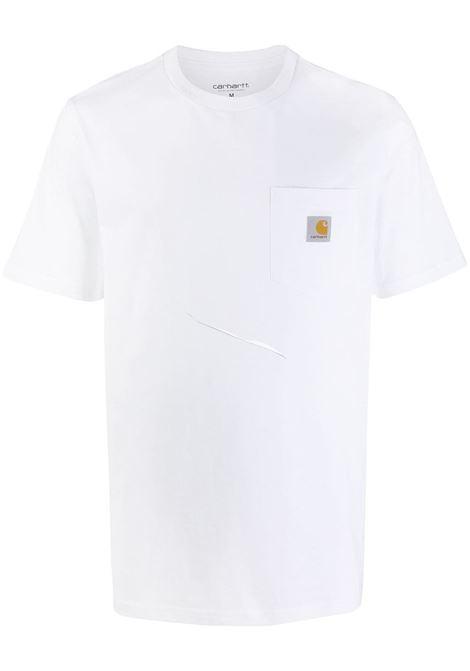 Logo t-shirt CARHARTT | T-shirt | I022091020003WHT