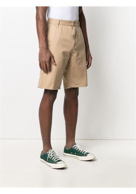 Carhartt ruck bermuda shorts men dusty brown CARHARTT | I02489207E0600DSTYBRWN