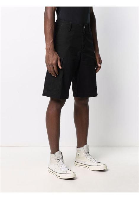 Cargo bermuda shorts men CARHARTT | I028246890200BLK