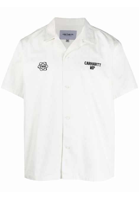Logo shirt men CARHARTT | I028806D60003WHT
