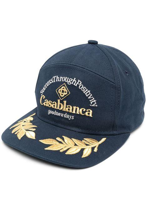 CASABLANCA CASABLANCA | Cappelli | AS21HAT008NV