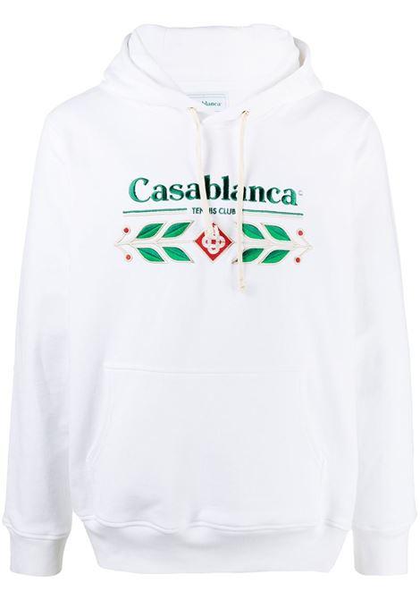 CASABLANCA CASABLANCA | Felpe | MS21JTP003WHTLRL
