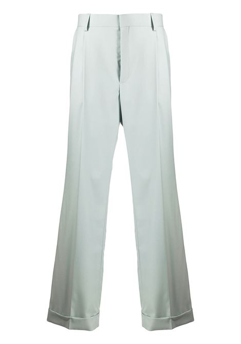 Wide-leg trousers CASABLANCA | Trousers | MS21TR008LGHTSG