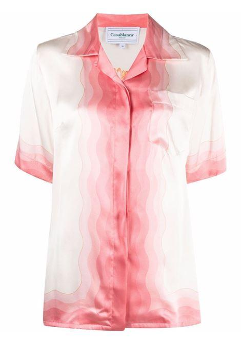 Casablanca camicia kapalia donna CASABLANCA | Camicie | WS21SH015KPL