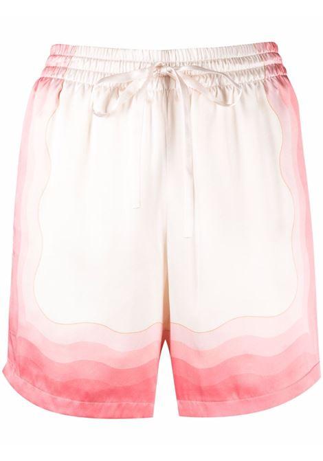Shorts tie dye Donna CASABLANCA | Shorts | WS21TR035KPL
