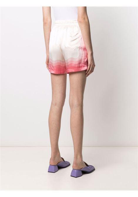 Shorts tie dye Donna CASABLANCA | WS21TR035KPL