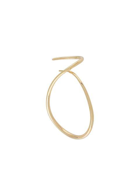 Looping earring  CHARLOTTE CHESNAIS | Earrings | 18BO065UVERVRML