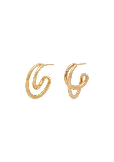 Charlotte Chesnais earrings vermeil women CHARLOTTE CHESNAIS | Earrings | 19BO080VERVRML