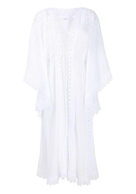 Charo ruiz ibiza 1989 angela kaftan woman white CHARO RUIZ IBIZA 1989 | Dresses | 201211WHT