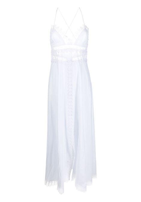 Charo ruiz ibiza 1989 maxi dress woman white CHARO RUIZ IBIZA 1989 | Dresses | 201626WHT