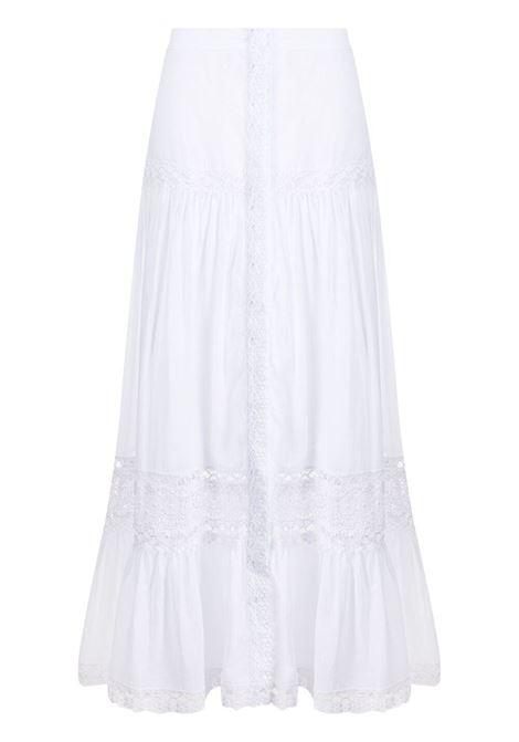 Ann skirt CHARO RUIZ IBIZA 1989 | Skirts | 211405WHT