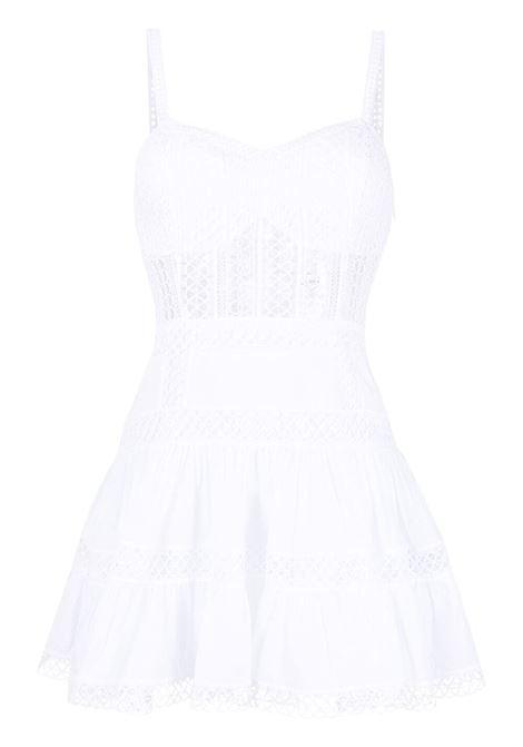Charo ruiz ibiza 1989 irish mini dress woman white CHARO RUIZ IBIZA 1989 | Dresses | 211600WHT