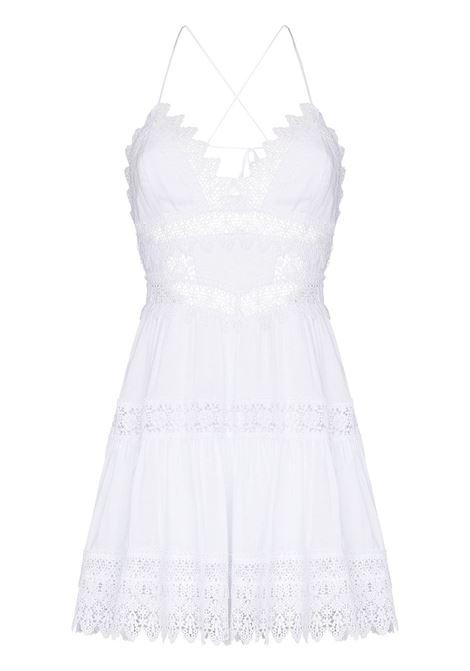 Rachelmini dress CHARO RUIZ IBIZA 1989 | Dresses | 211604WHT