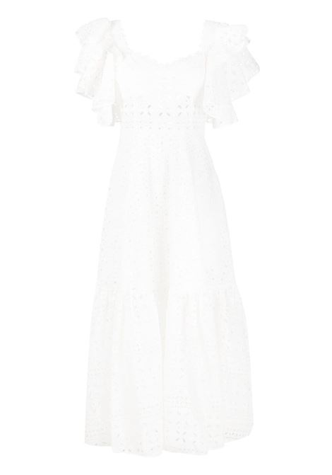 Charo ruiz ibiza 1989 maxi dress woman white CHARO RUIZ IBIZA 1989 | Dresses | 213613WHT