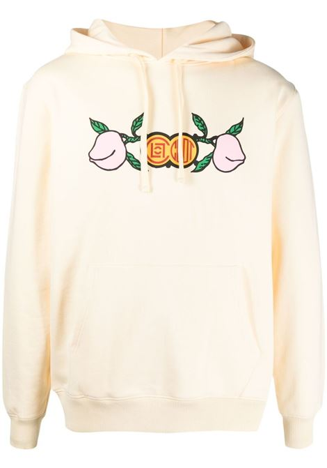 Felpa Peach Uomo CLOT | CLHD21SS3010OFFWHT