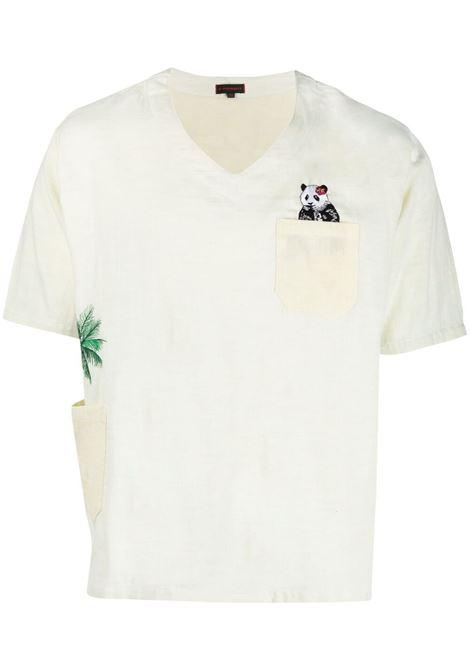 T-shirt con stampa grafica Uomo CLOT | CLTE21SS1005BG
