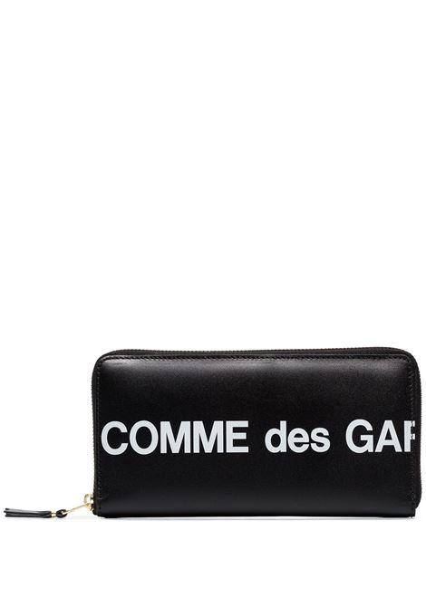Logo-print wallet COMME DES GARCONS WALLET | Wallets | SA0110HL1