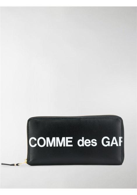 Logo-print wallet COMME DES GARCONS WALLET | SA0110HL1