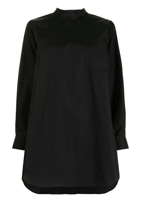 Comme des garcons blusa a maniche lunghe donna black COMME DES GARCONS | Bluse | RGB0060511