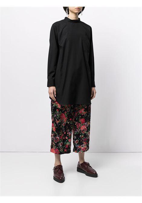 Comme des garcons long-sleeve blouse women black COMME DES GARCONS | RGB0060511