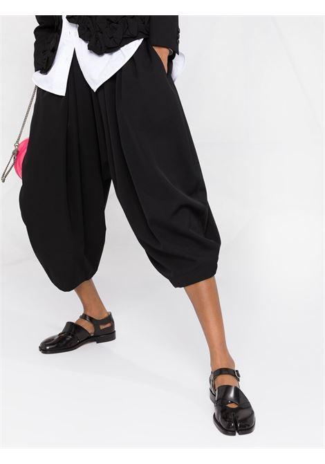 Comme des garcons cropped trousers women black COMME DES GARCONS | RGP0030511