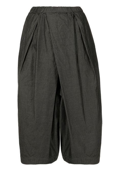 Comme des garcons pantaloni crop donna black COMME DES GARCONS | Pantaloni | RGP0130511