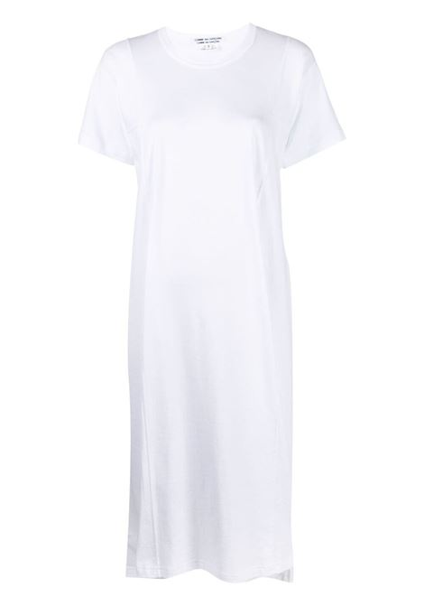 Comme des garcons abito modello t-shirt donna white COMME DES GARCONS | Abiti | RGT0140512