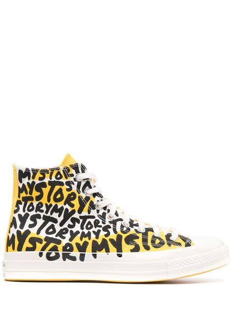 Graffiti-print Sneakers CONVERSE | 170282C890