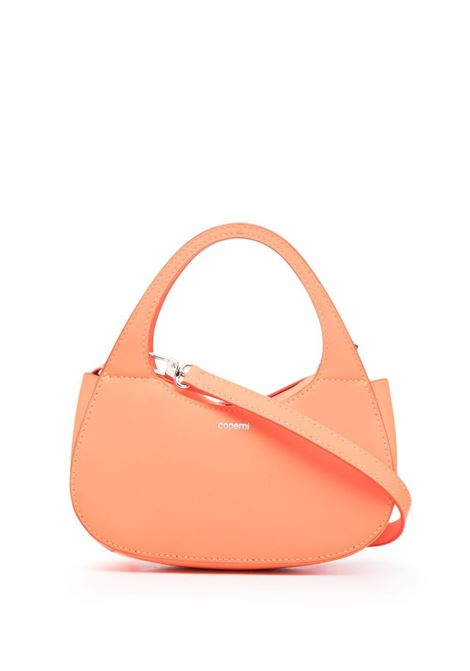 Coperni swipe baguette bag neon orange COPERNI | Mini bags | COPS21BA17415NNORNG