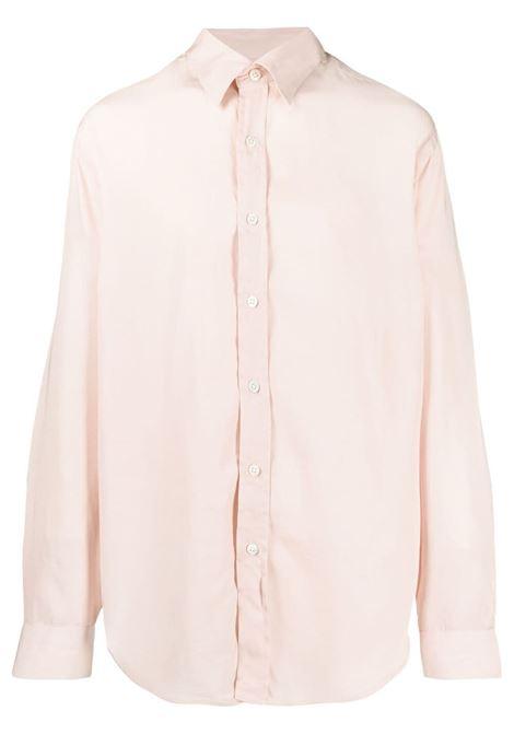Costumein camicia a maniche lunghe uomo rosa COSTUMEIN | Camicie | P16CONT300629