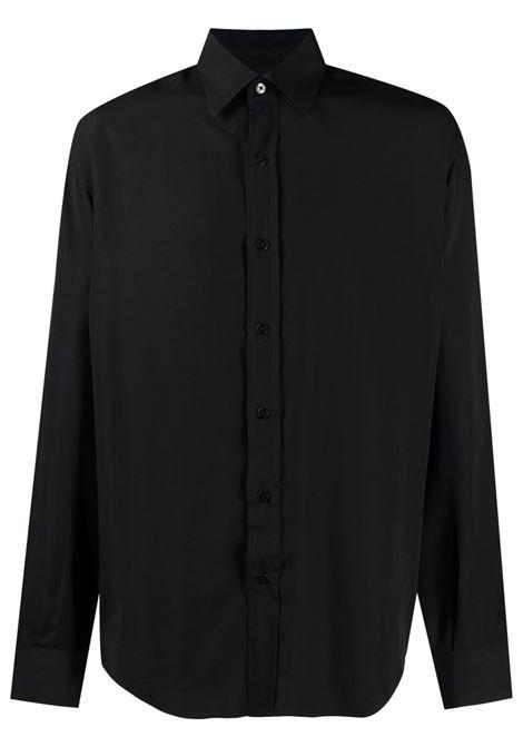 Costumein camicia a maniche lunghe uomo nero COSTUMEIN | Camicie | P16CONT4490