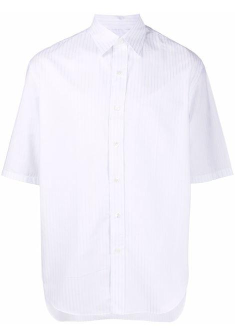 Costumein camicia andre uomo bianco azzurro COSTUMEIN | Camicie | Q043