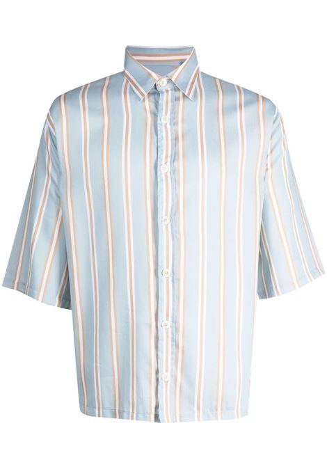 Costumein camicia a righe uomo riga azzurra corda COSTUMEIN | Camicie | Q09WE5230