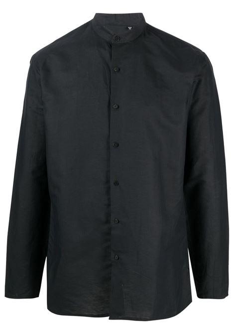 Costumein camicia con colletto a cinturino uomo bianco COSTUMEIN | Camicie | Q19100