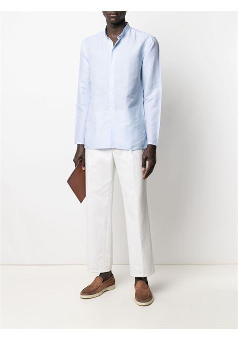 Camicia con colletto a cinturino Uomo COSTUMEIN | Q1910