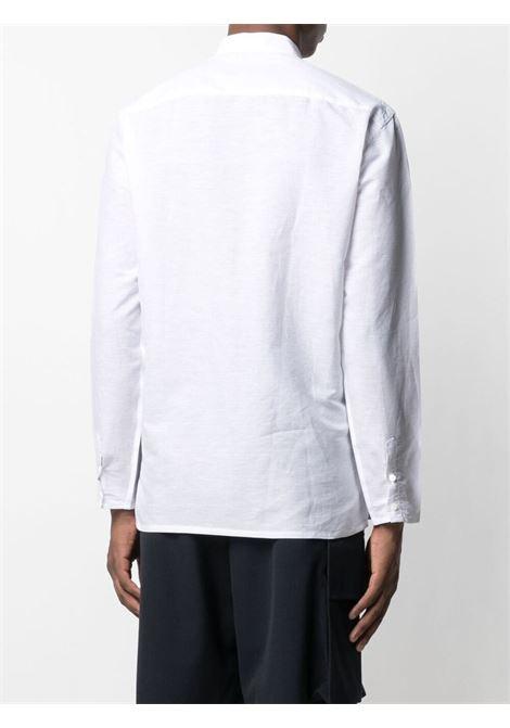 Costumein band-collar shirt men bianco COSTUMEIN | Q191