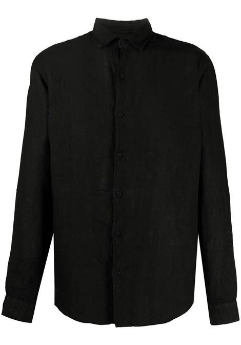 Costumein camicia uomo nero COSTUMEIN | Camicie | Q20CARBONE